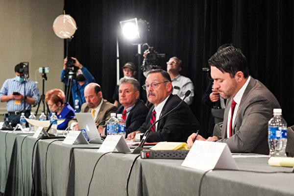 亚利桑那参院将对马里科帕县进行选举审计