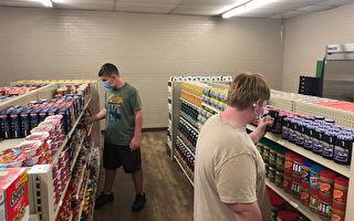 做善事攒积分 美国高中为学生开无现金商店
