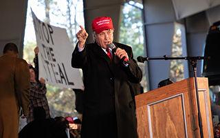 林伍德:參議員複選前 喬州必須修正選舉程序