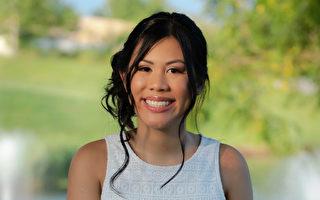 中国女弃婴在美国长大 成为领养倡导者