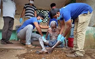 印度26岁讲师助600名无家可归者找回新生