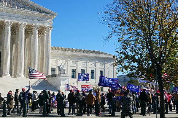 喬治亞州議員向最高法提簡報 支持德州訴訟