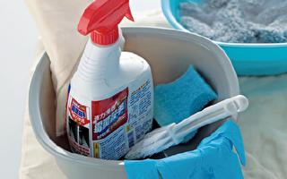 岁末大扫除不费力 热水+肥皂清洁力超强
