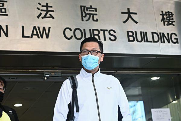 因追究警黑勾結 香港前議員林卓廷遭拘捕