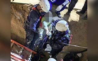 圣诞奇迹 美4岁男童坠井6小时后获救