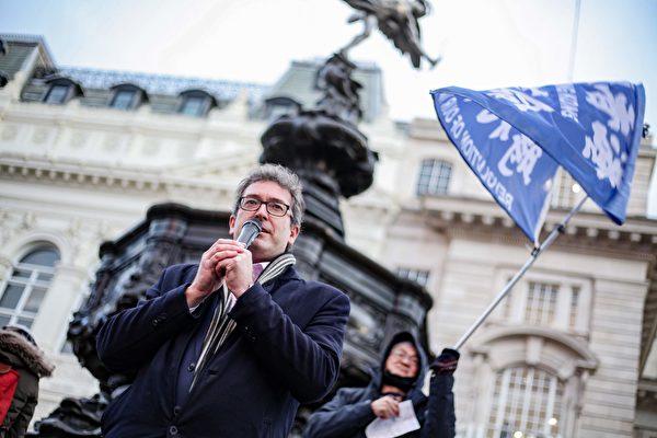 英国保守党人权委员会副主席罗杰斯