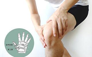 關節疼痛是發炎了?按壓手足穴位緊急舒緩