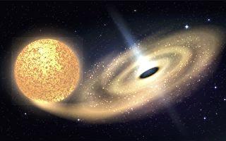 黑洞悖论接近有解:信息可以从黑洞逃逸