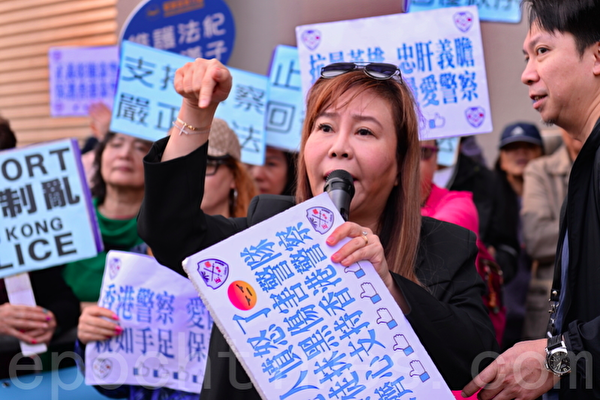 香港親共團體發起人李偲嫣疑染疫猝死