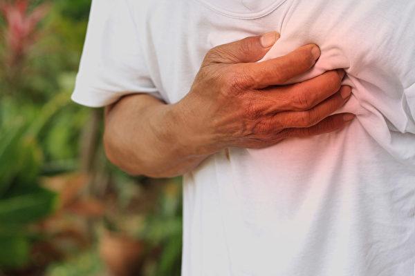压力及其相关情绪障碍,会引起心脏病,心肌梗塞、心脏衰竭、心脏骤停都和它有关。(Shutterstock)