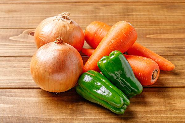 吃對食物能幫你開啟體內的長壽開關。(Shutterstock)