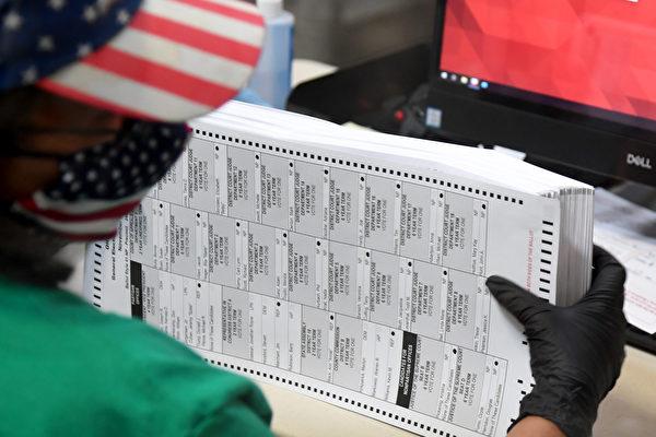 78%郵寄選票無效 公證人被捕 法官下令重選