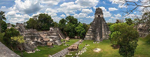二千多年前玛雅人已造出先进滤水系统