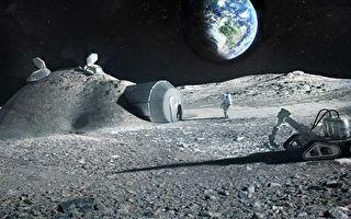 新技术从月球尘土分离氧气 剩余材料打印房子