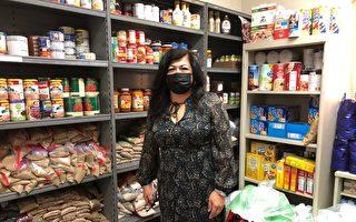 圣盖博慈善组织发免费食物 民众可致电洽询