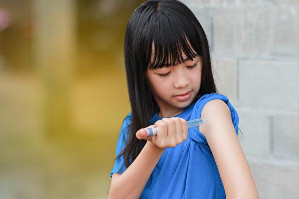 第1型糖尿病是没有办法根治的疾病,该如何照护这类儿童?(Shutterstock)