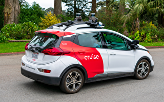 通用汽车选择旧金山为无人驾驶试验场