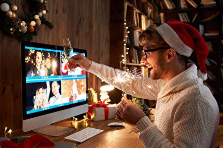 时尚, 圣诞节, 线上