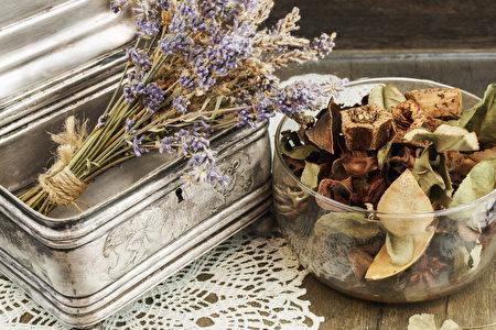 薰衣草, 乾燥花