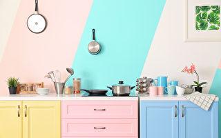 5種流行的櫥櫃色系 營造經典的空間色彩