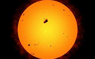 太阳正进入新周期 或为史上最强