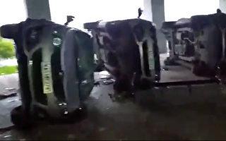 纬创印度iPhone厂暴动 资方称外部歹徒肇事