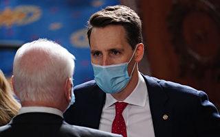 霍利譴責國會暴力事件 仍挑戰賓州選舉結果