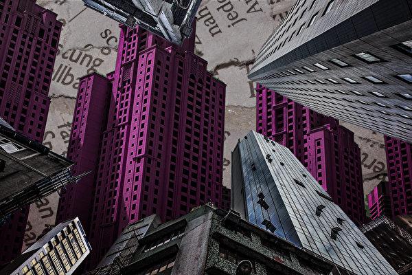 【財商天下】寫字樓空置二手房漲價 大陸房地產怪事多