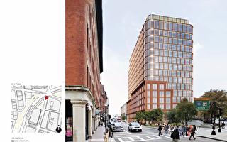 华埠新大楼规划更新 重社区效益