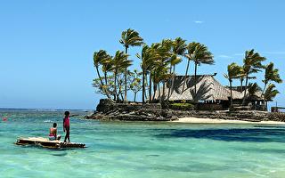 卫生部:斐济的阳性旅客只是在纽转机
