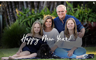 澳洲总理莫里森发表2021新年贺词