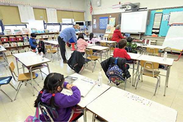 紐約市7天平均確診率破9%  學校仍開放