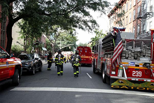 紐約市消防局2020年度報告  EMS單日呼叫量創紀錄