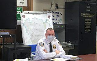 紐約109分局轄區 入室盜竊和偷車案較去年大增