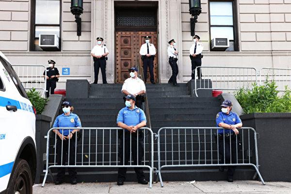 纽约市警局更新罚则 执勤时如有种族歧视或遭解雇