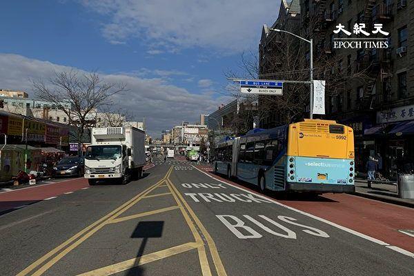 緬街禁私家車首日  車流大減公交提速