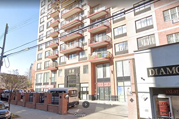 华人女子法拉盛公寓楼十楼坠楼死亡