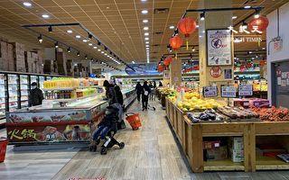法拉盛公車道實施後 兩大華人超市人流量減