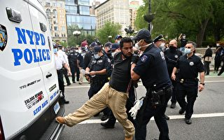纽约警察局因在弗洛伊德之死抗议中执法被起诉