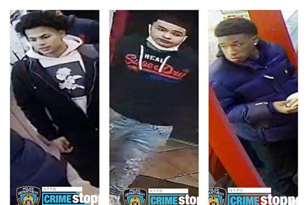 法拉盛凱辛娜走廊公園  連續發生多起搶劫案