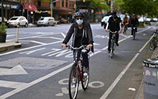 民調:紐約人喜歡公車道和自行車道
