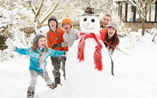 蒙特利尔市政府首次发起堆雪人竞赛