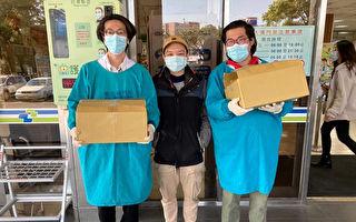 愛心食物湧入桃園醫院 網友:醫護人員會胖十公斤