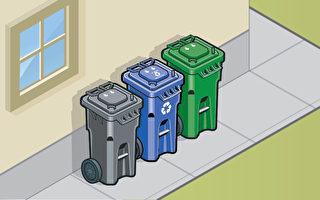 卡城廢物與回收服務範圍