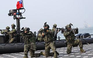 台海軍反特攻操演 M109突擊艇首曝光
