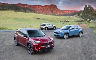 豐田家族最小SUV——2021款YARIS CROSS