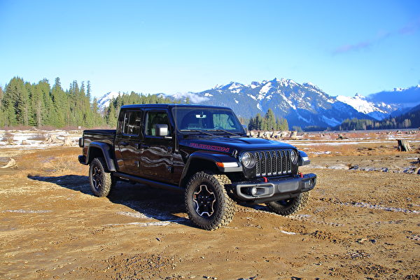 車評:柴油越野卡車 2021 Jeep Gladiator Rubicon Diesel