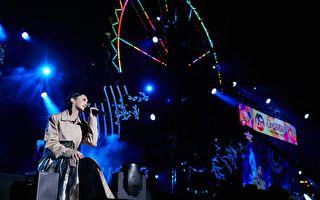 杨丞琳跨年献唱动感新歌 回顾2020满满丰收