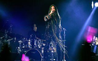 阿妹返乡跨年热唱 场面盛大媲美国际音乐节