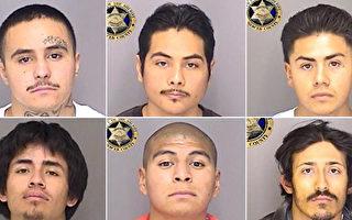 中加監獄6名囚犯越獄 當局追捕中